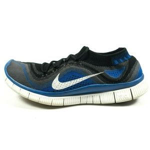 Nike Free Flyknit 5.0 Running Shoes